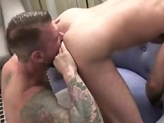 Rocco Steele : gay blowjob video