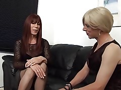 crossdresser videos : rough gay sex