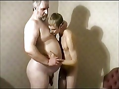 gay porn daddy : twink boy sex
